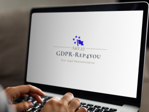 gdpr-rep4you website